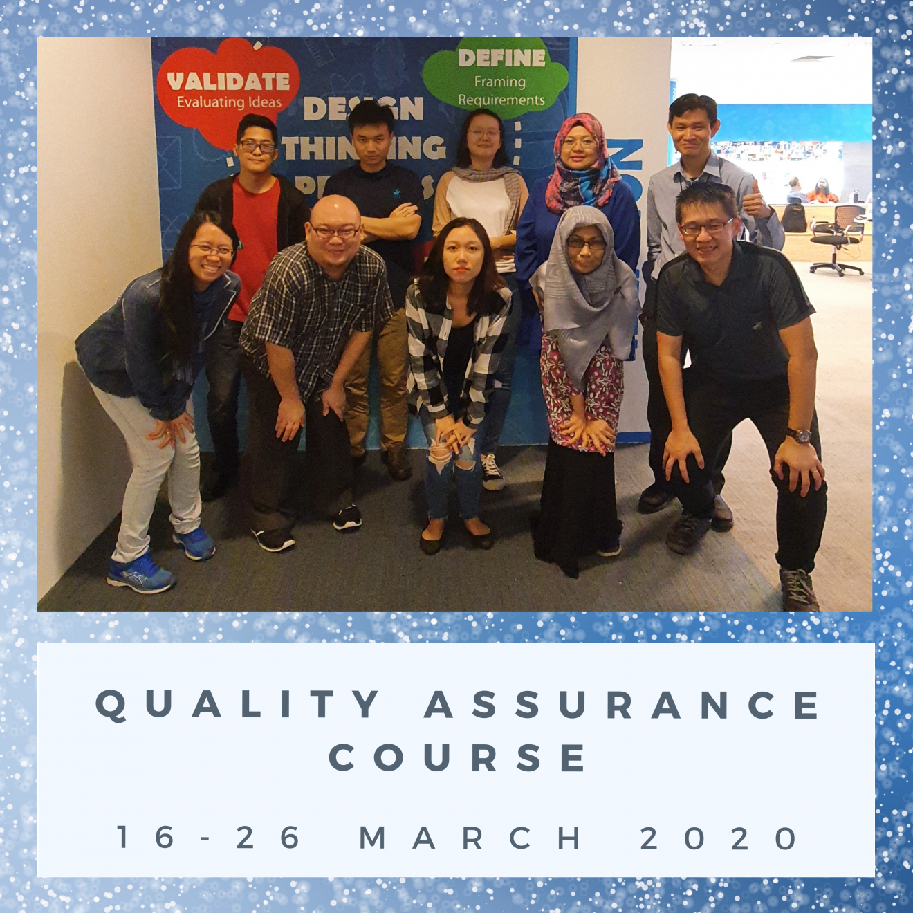 Quality Assurance Course