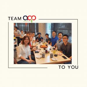 Introducing… Team ACP