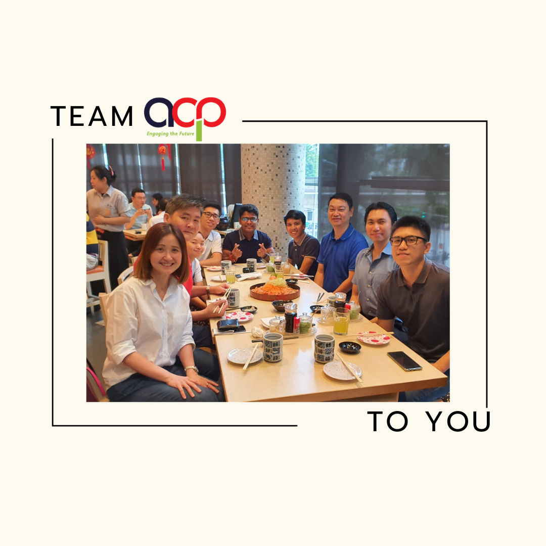 Introducing… Team ACP