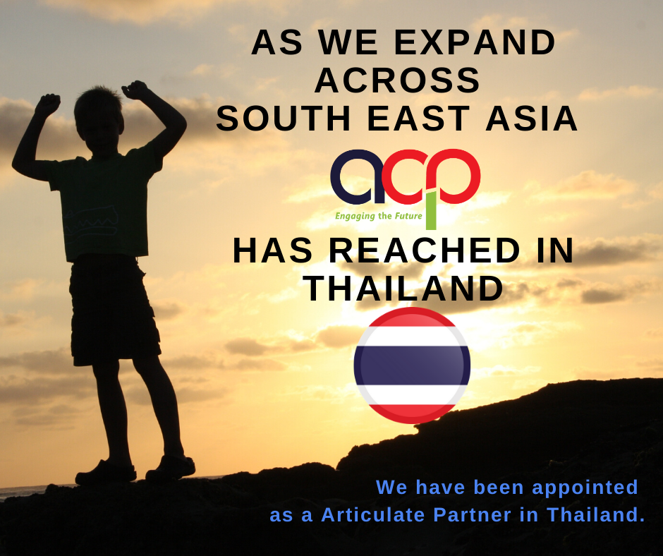 Exclusive Distributor of Articulate in Thailand