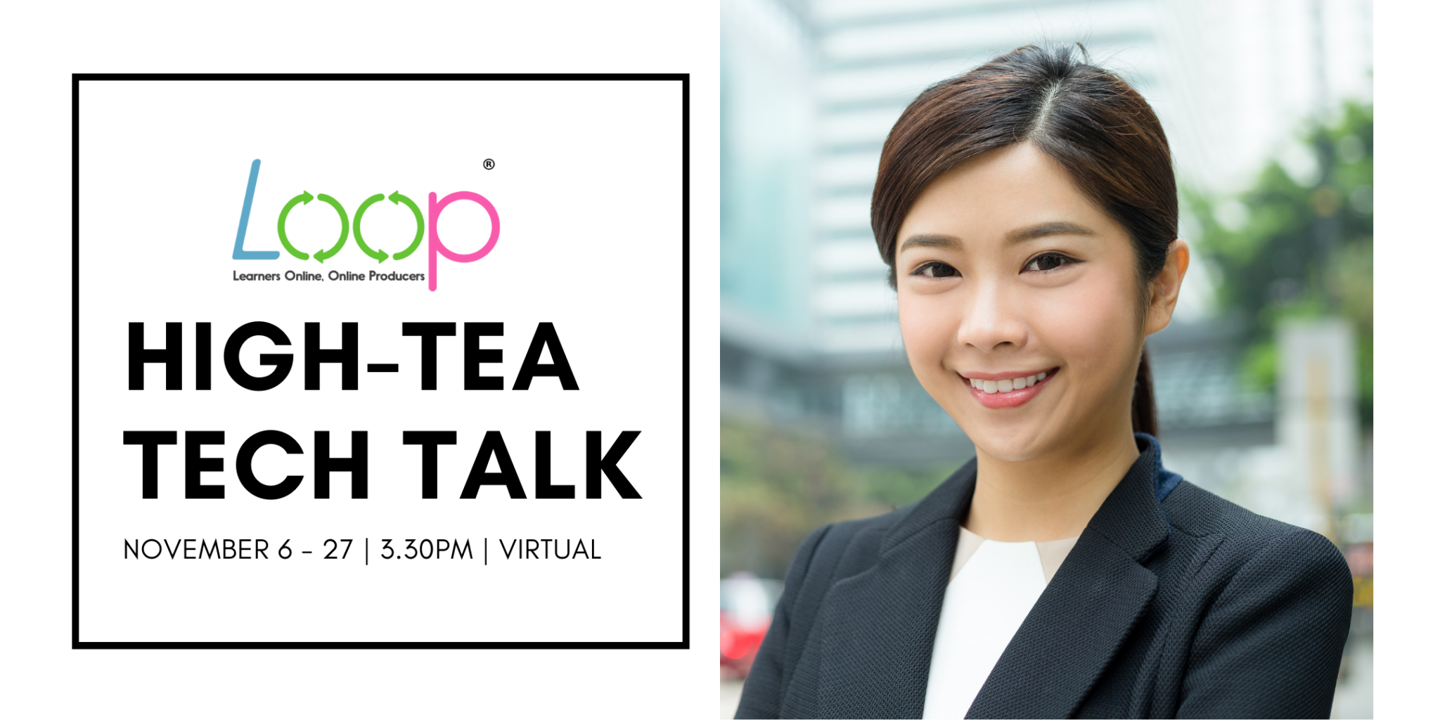 High-Tea Tech Talk