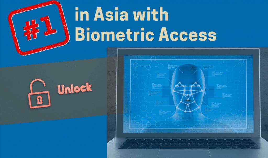 loop biometric access