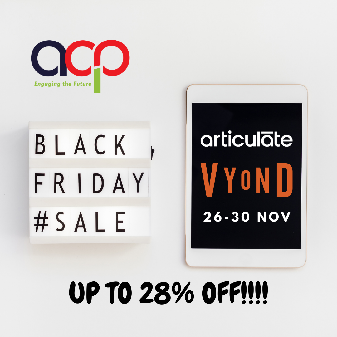 ACP's Biggest Sale of the Year!