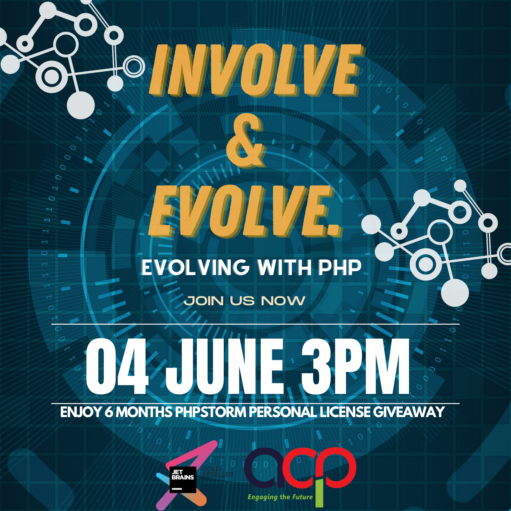 Involve and Evolve