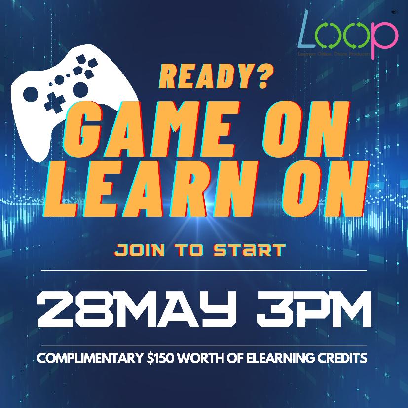 High Tea Tech Talk II – Game On, Learn On!