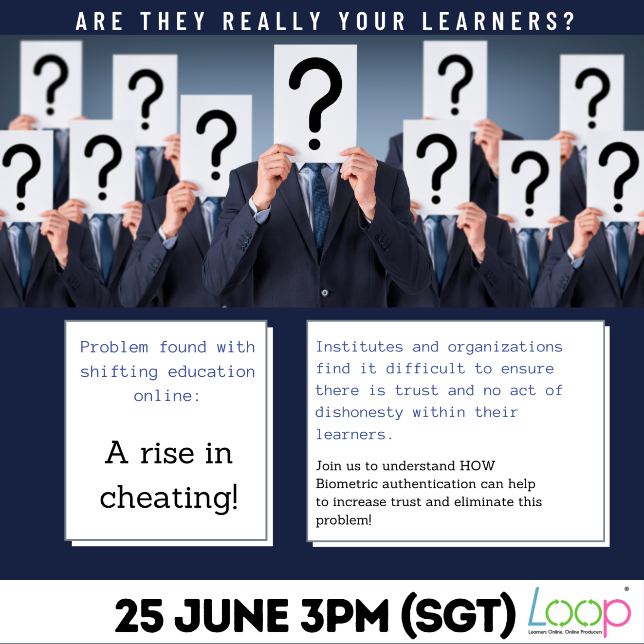 High Tea Tech Talk II – Are they really your learners?