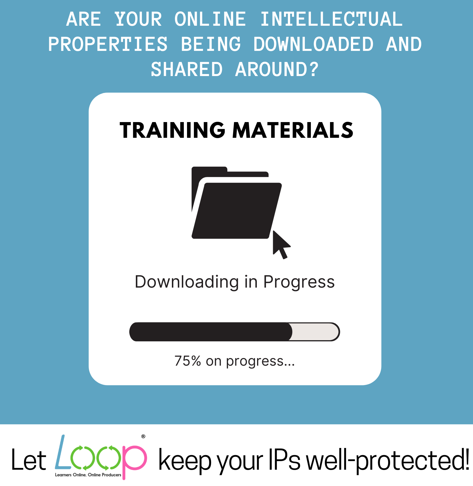 Do you need to protect your Intellectual Properties?