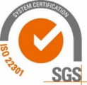 ISO 22301:2012 certifications